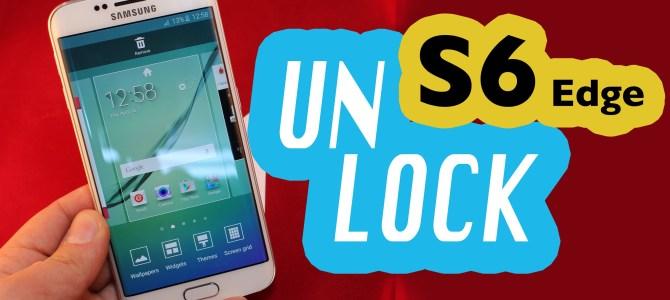 How To Unlock SAMSUNG Galaxy S6 edge+ by Unlock Code.