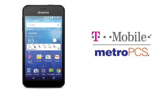 How To Unlock MetroPCS & T-Mobile Kyocera Hydro WAVE.