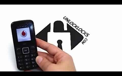 How To Unlock Alcatel OneTouch 10.16 (1016G, 1016D, 1016A and 1016X) by Unlock Code.