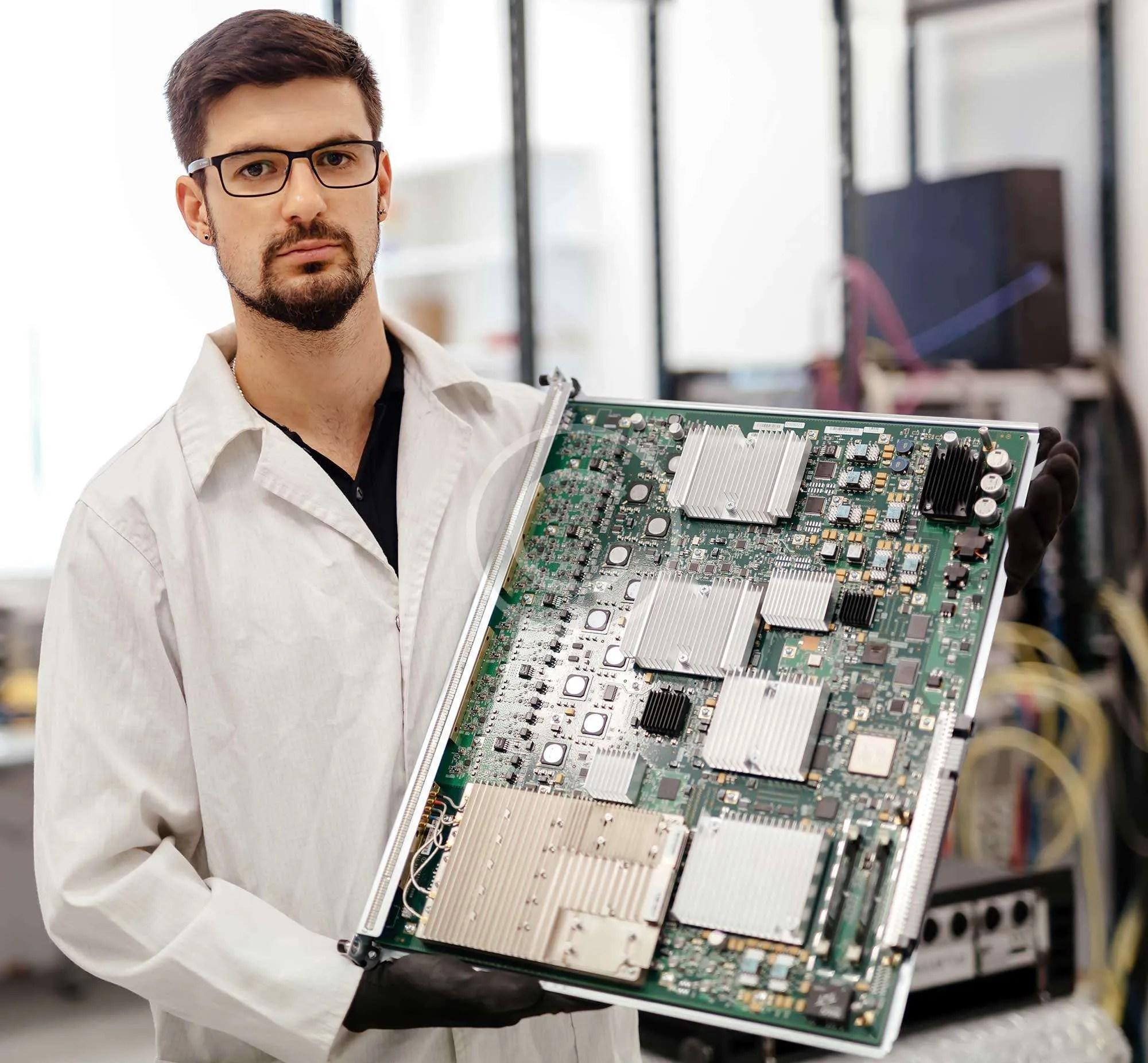 large-electronic-circuit-board