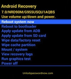 Sugar Reboot - Android Recovery