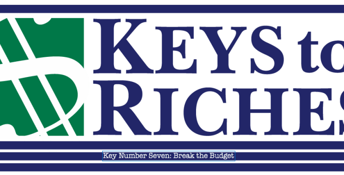 Money Show - Keys To Riches