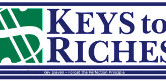 Keys To Riches Number Eleven