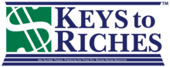 Keys To Riches Practicing the Three R's
