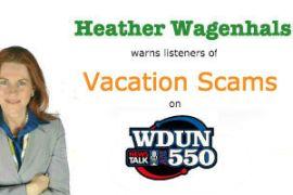 Heather Wagenhals on WDUN