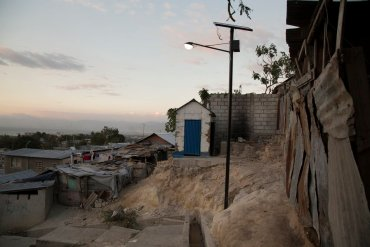 Haiti Relief Raised $500,000 to built 6 houses