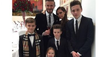 The Beckhams: A Money Making Family in 2015