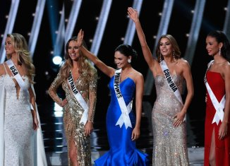 Miss Universe Luxury Winnings More