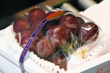 World's Most Expensive Grapes Sells For $10,900 In Japan