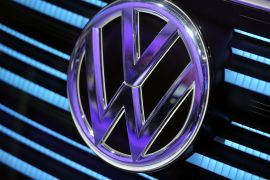 Scandal Costs Grow but Volkswagen Stock Spikes