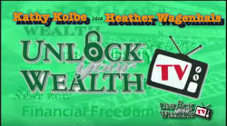 Heather Wagenhals with Kathy Kolbe and UnlockYourWealthTV and the AptCareers.com Assessment
