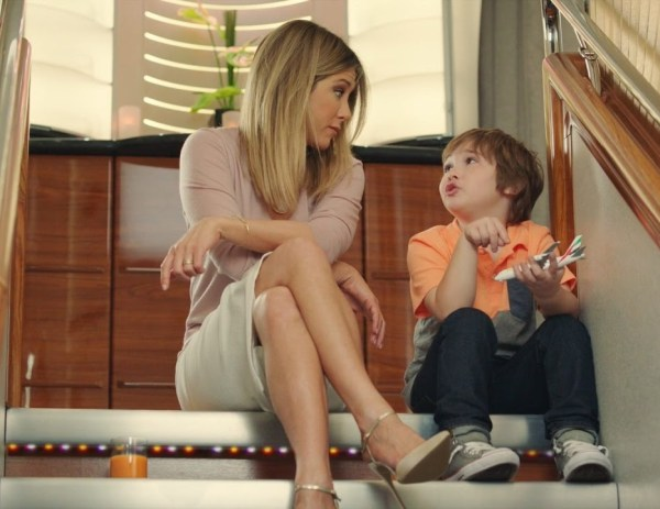 Quand Jennifer Aniston reprend l'A380 d'Emirates