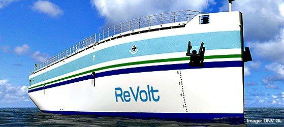 no crew cargo ship