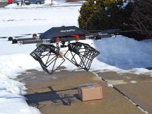 drone, uav, horsefly, heavy, octocopter
