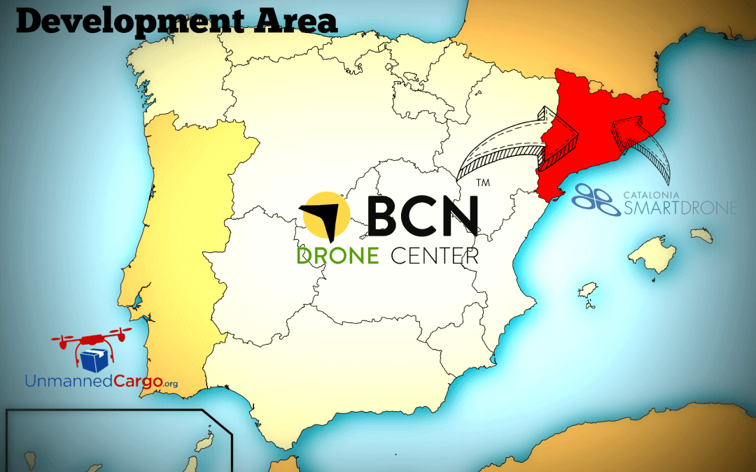 Catalonia at the vanguard of drone development?