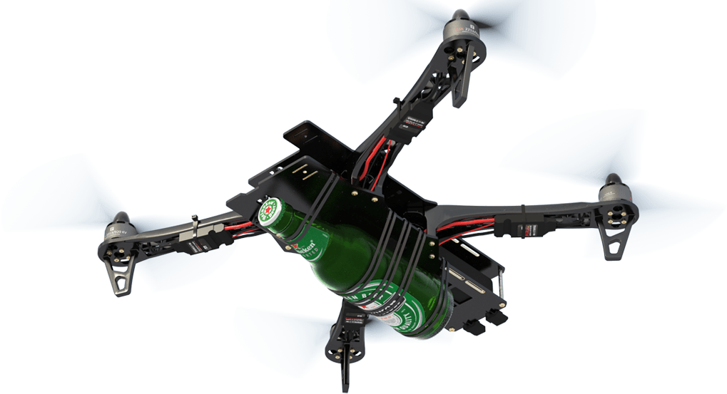 Drones Going Postal - A Summary of Postal Service Delivery