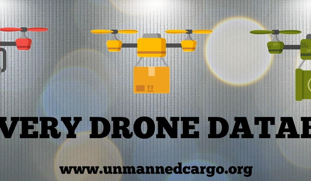 Drones Used To Deliver Packages – A Database of Drone Delivery Systems