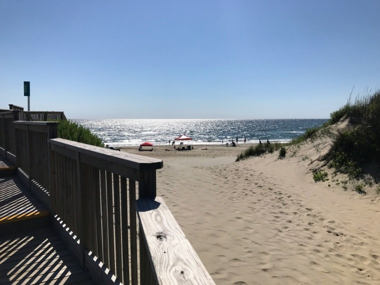 summer vacation to corolla