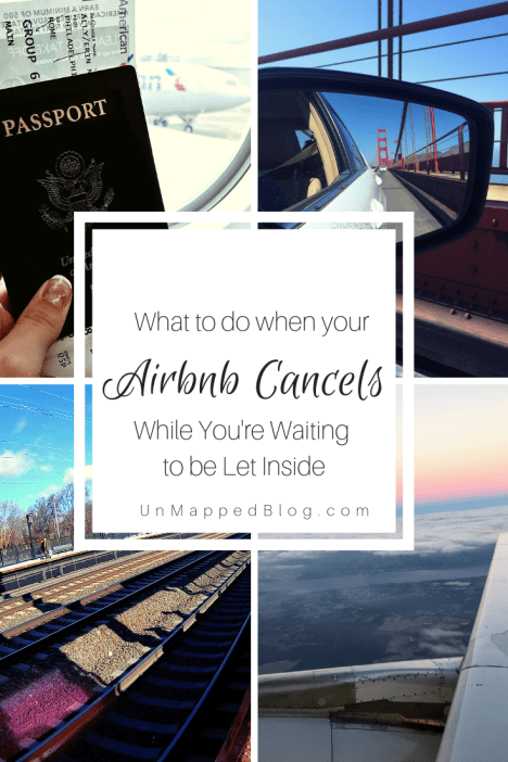 what to do when your airbnb isn't answering