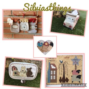Patchwork y Costura Creativa by Silvia Things @ Un Mar de Puntadas