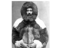 Robert Edwin Peary (1856 - 1920 ). American explorer who was the first human to reach the North Pole.
