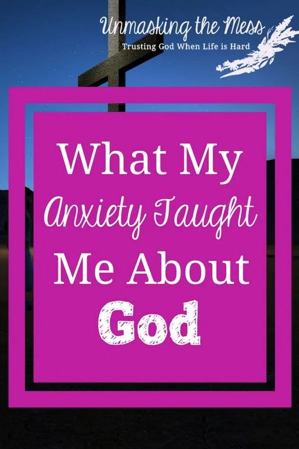 What Anxiety Taught me about praise and worship. I couldn't change my circumstances, but I knew He could. #Scripture #Tips #anxiety #God #overcominganxiety