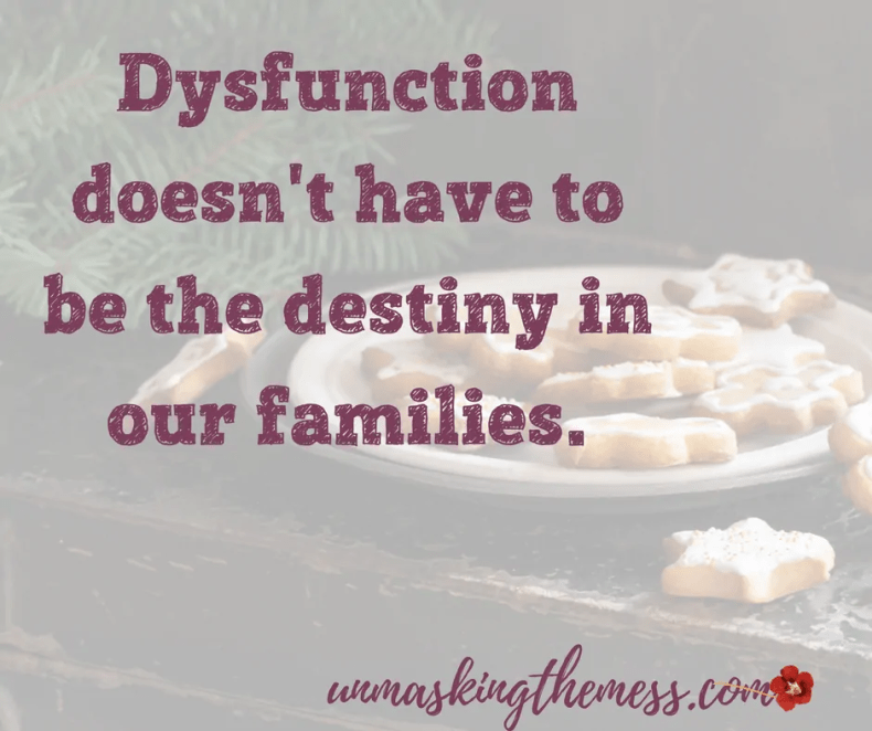 Dysfunctional Disaster Holiday #HeartBreakHoliday Truth and life about dysfunction during Christmas. How to deal with heartbreak, death, loss and sadness with our families around the Holidays. Quotes and Bible passages to help during this Season.