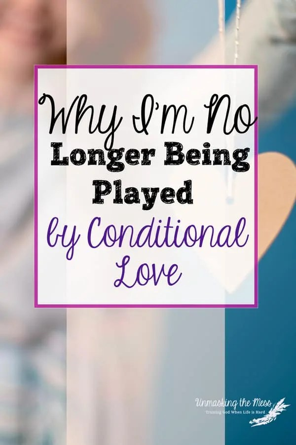 Why I Just Want Someone to Love Me. If you've grown up experiencing conditional love, it's hard to feel the opposite of the spectrum. The best love to imitate is the love of God. #love #unconditionallove #godslove #worthyofthecalling