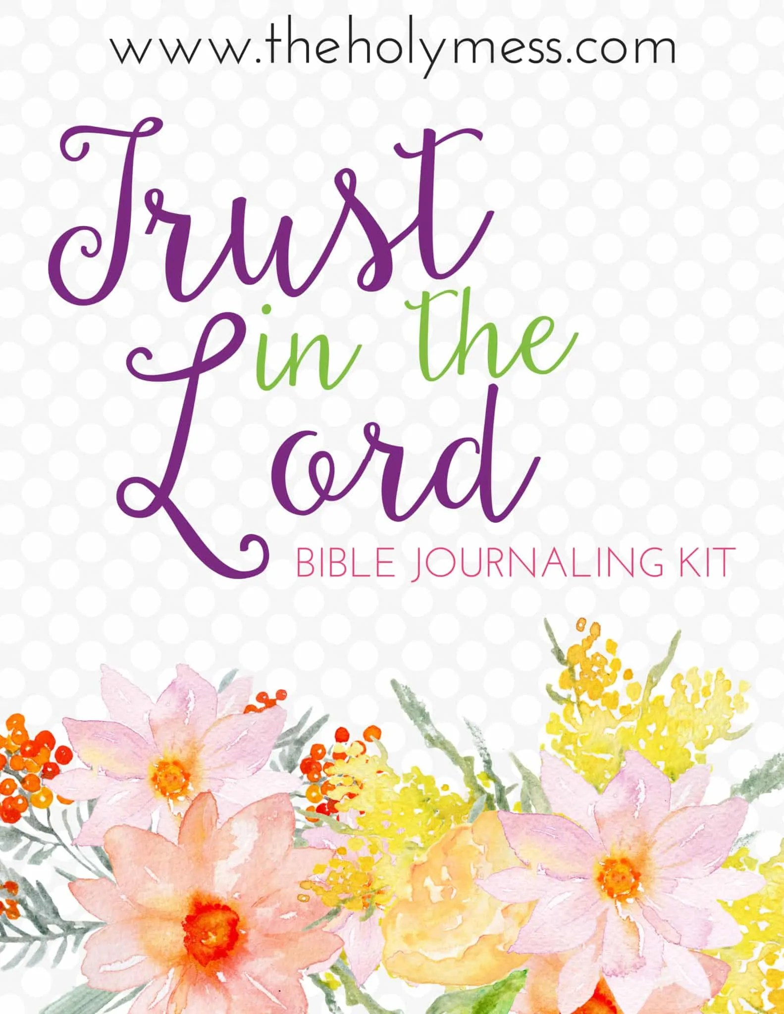 Why We Can Trust In The Lord 5 Ways To Do It Umtm