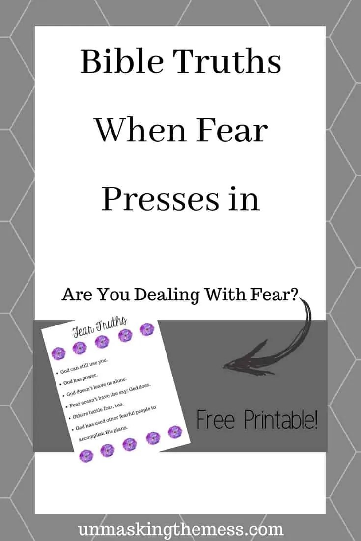 What Does the Bible Say about Fear? Are you fearful and tense? How do we live in this scary world without letting these emotions overwhelm? #overcoming #bibleversesabout #feelings #scripture
