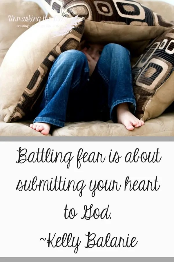 How to Be Fearless Requires Brave Faith. Fear is a common emotion in our culture and it can bind us up and keep us from enjoying life. To be fearless requires us to have brave faith in God and His promises of protection and provision. We can become brave in a world that is unstable when we believe God is on our side. #Bible #fearlesswomen #motivation #inspiration #faith