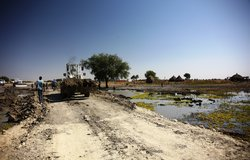 unmiss south sudan roads bridge upper nile region 2018 peacekeepers repair rehabilitation humanitarian access trade