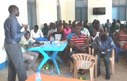 unmiss South Sudan intercommunal violence Lakes Civil Affairs Division Communications and Public Information youth conflict mitigating peacebuilding