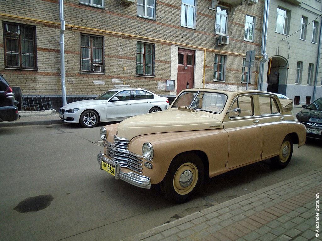 Необычный кабриолет Москва