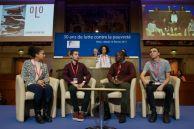 - Les lycéens d'Aubervilliers ont parlé de solidarité, de culture et d'anthropologie pour tous.