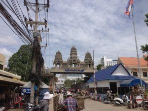 La odisea de cruzar la frontera Tailandia – Camboya