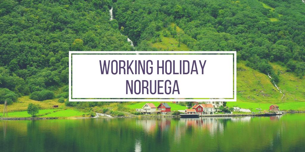 working hoilday noruega