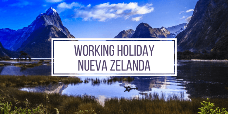 working holiday nueva zelanda