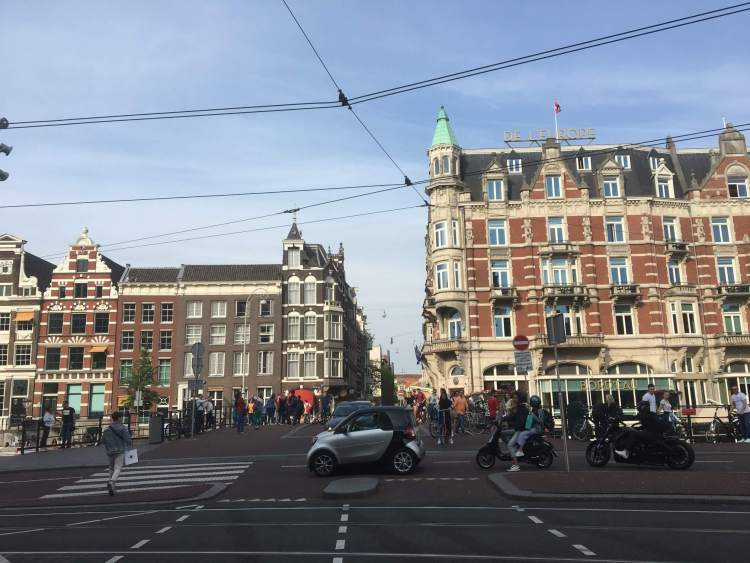 QUE NO HACER EN AMSTERDAM