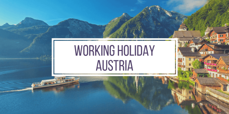 working holiday austria