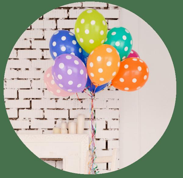 Eventos Particulares - Cumpleaños