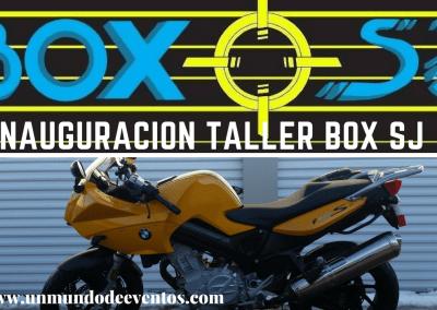 Inauguración Taller Box SJ