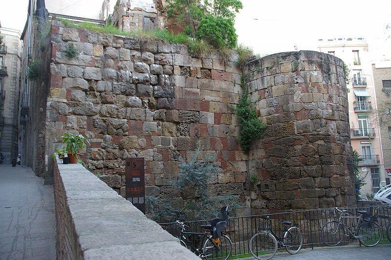 Resultado de imagen de imagenes de la barcelona romana