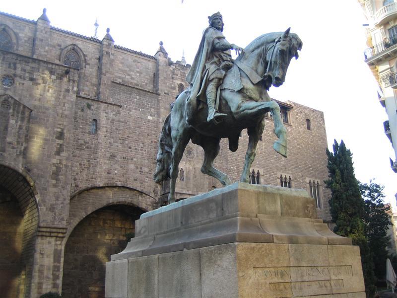 5 personajes históricos de Barcelona