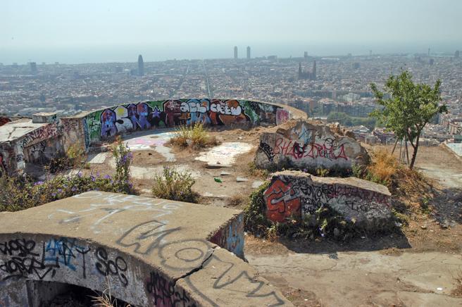 5 miradores desde donde tener vistas espectaculares de Barcelona