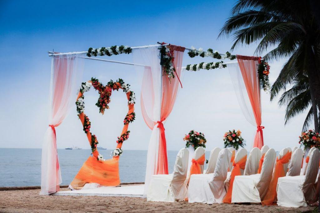 UME-Organización de bodas románticas en la playa-