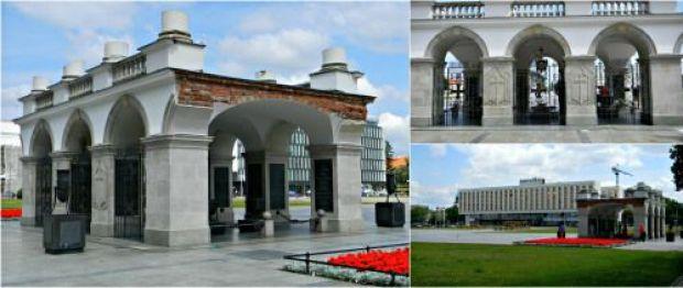 Plaza Pilsudski