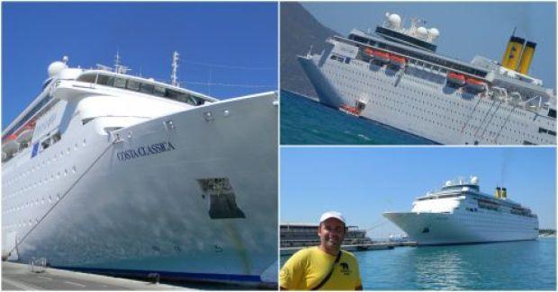 crucero costa classica