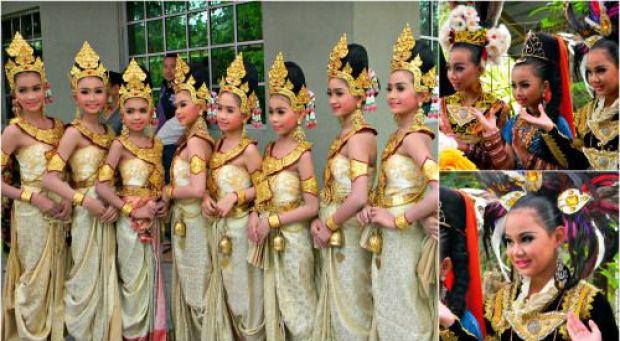 danza asiatica