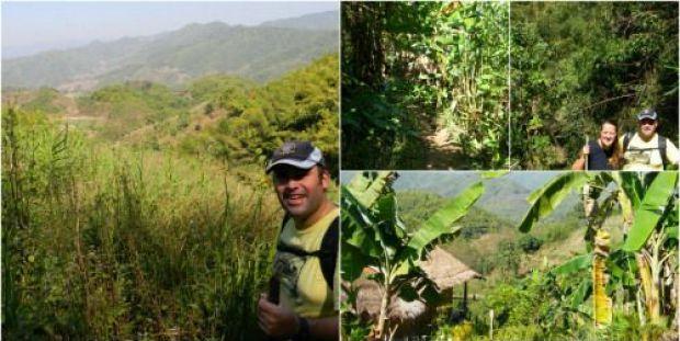 trekking tailandia